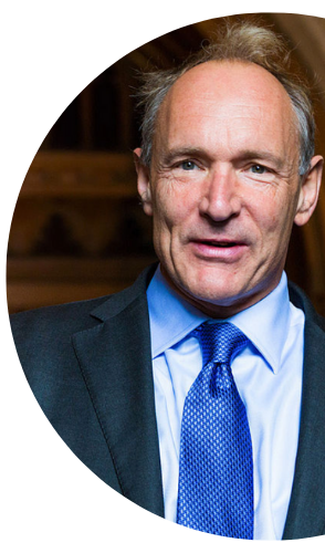 Sir Tim Berners Lee Testimonial