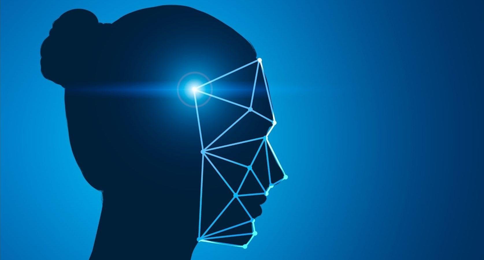 Face to represent facial recognition